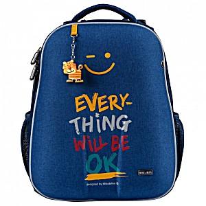 Рюкзак Mike Mar Ok джинсовый 1008 162 + мешок